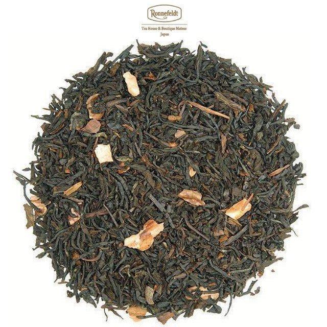 ロンネフェルト紅茶 ロンネフェルト アイリッシュモルト 100g 紅茶 茶葉 カカオ チョコ アッサム 一番人気 ミルクティー  ドイツ 高級|ronnefeldt-matsue|02