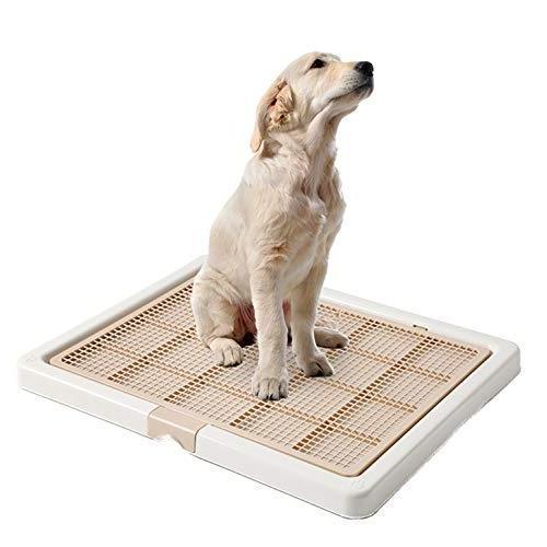 Smart Paws 76X62CMしつけ用 ステップトレー レギュラー 犬のトイレペット トイレ (コーヒー) room-109
