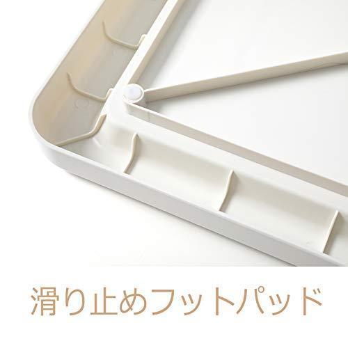 Smart Paws 76X62CMしつけ用 ステップトレー レギュラー 犬のトイレペット トイレ (コーヒー) room-109 05