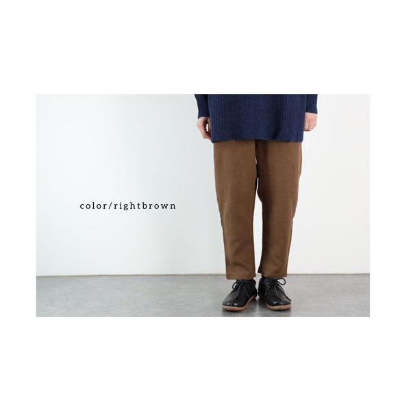 ジョッパーズパンツ ポケットデザイン レディース シンプル コットン リネン 綿 麻 厚手 30代 40代 50代 メール便可|room0616|06