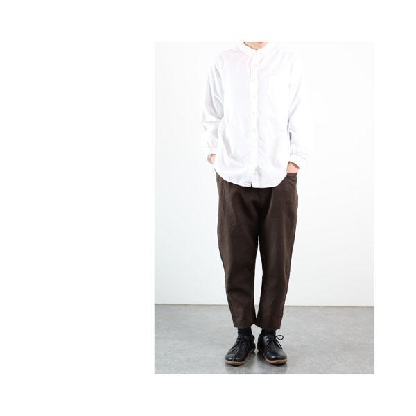 ジョッパーズパンツ ポケットデザイン レディース シンプル コットン リネン 綿 麻 厚手 30代 40代 50代 メール便可|room0616|10