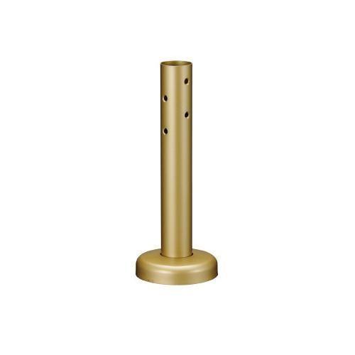 【メーカー公式ショップ】 セレクト 手すり部材 BAUHAUS 35自立スタンド BD-59G ゴールド(同梱・き)-介護用品