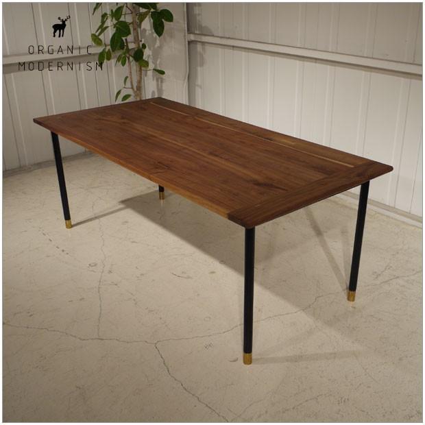 ・og ビボ ダイニングテーブル160 北欧ミッドセンチュリーモダンデザイン オーガニックレトロモダンスタイル 木製テーブル 木製テーブル 食卓