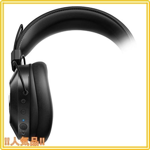 パイオニア SE-MS7BT Bluetoothヘッドホン 密閉型/ハイレゾ対応(コード接続時) ブラック SE-MS7BT-K|roomy29|03