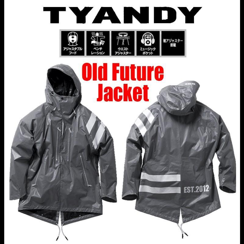 スノーボード ウェア TYANDY ジャケット OLD FUTURE JACKET