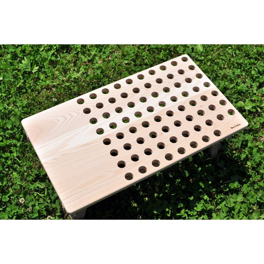 """""""Punched"""" Wood Table(ウッドテーブル・キャンプテーブル) roostoutdoors 02"""