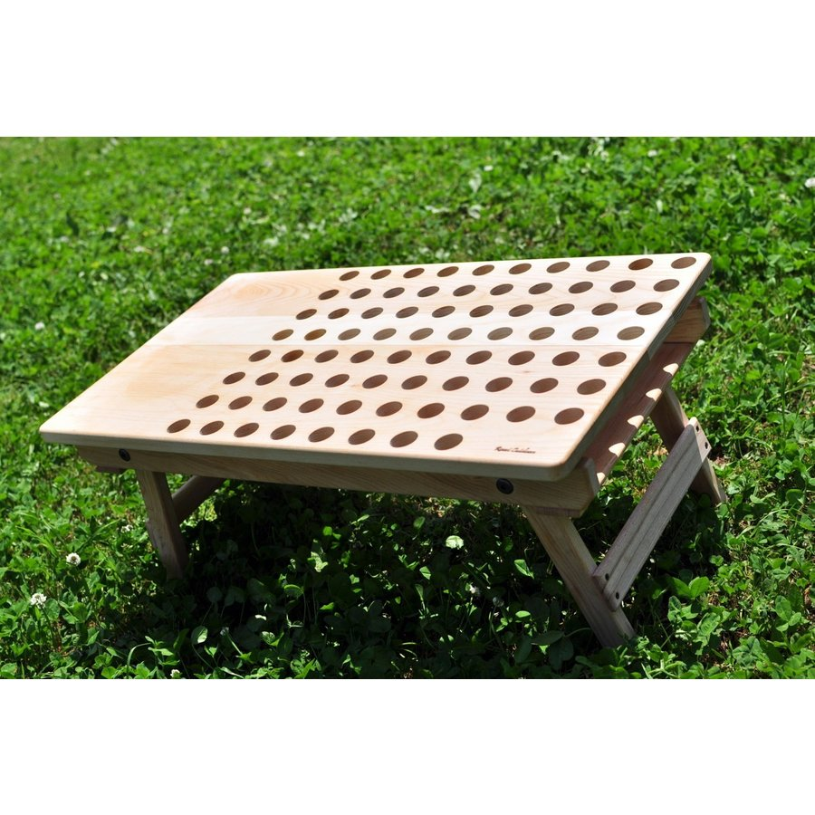 """""""Punched"""" Wood Table(ウッドテーブル・キャンプテーブル) roostoutdoors 03"""