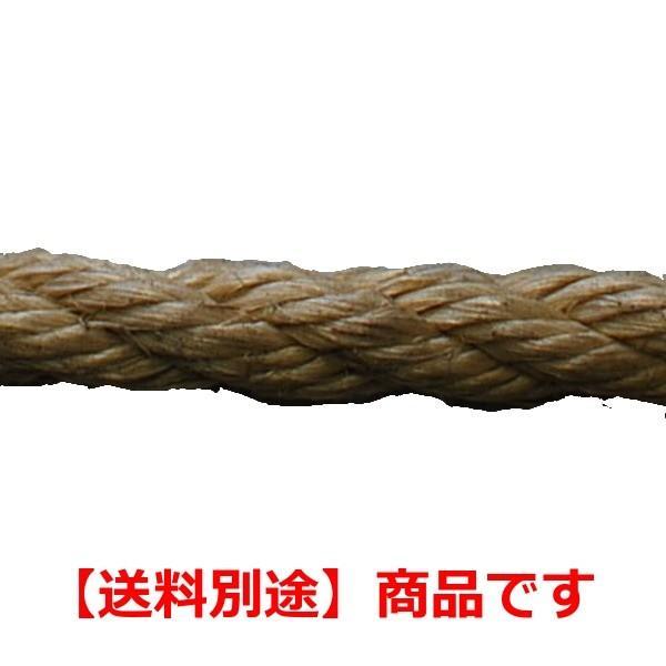 綱引きロープ マニラ 36mm×50m 運動会 町内会 子供会のレクリエーション イベントに
