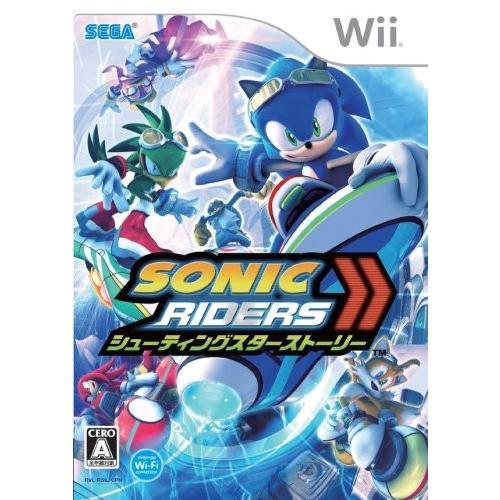 ソニックライダーズ シューティングスターストーリー - Wii