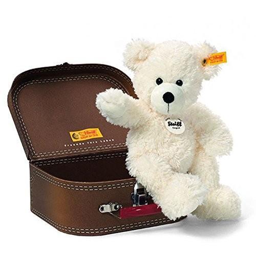 シュタイフ Steiff ロッテ スーツケーステディベア (LOTTE Teddy bear in suitcase) 111464 [並行輸入品]