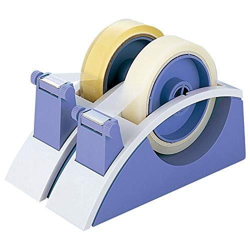 シャチハタ テープディスペンサー W テープ2個取付可能 ZT-W24|rora2020