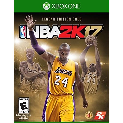 Nba 2K17 Legends ゴールド (輸入版:北米) - XboxOne