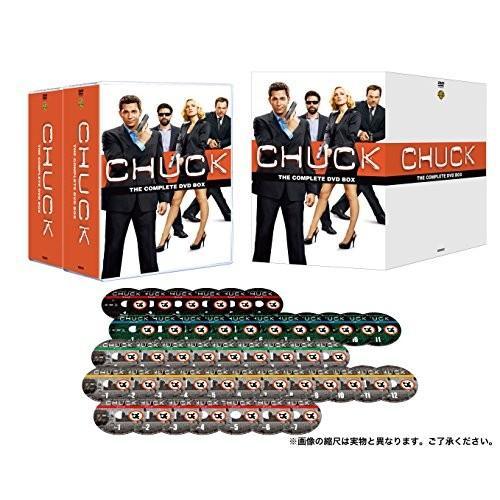 最上の品質な CHUCK CHUCK/チャック/チャック <シーズン1-5 DVD全巻セット(45枚組), トレジャージャパン:dc641554 --- sonpurmela.online