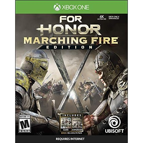 For Honor - Marching Fire Edition (輸入版:北米) - XboxOne