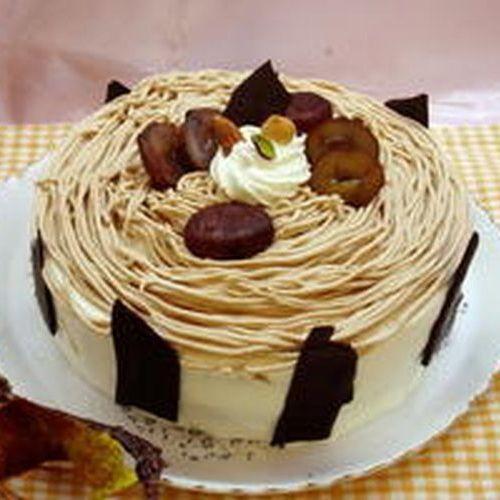 爆売りセール開催中 和栗 卸直営 マスカルポーネ モンブラン 5号 直径15cm ランキング ケーキ スイーツ