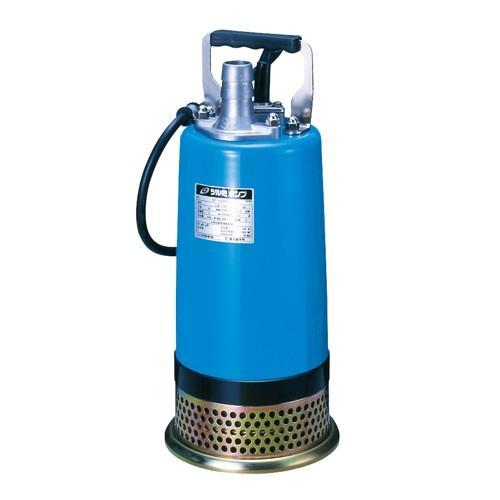 ツルミ 泥水工事排水用水中ポンプ/LB-150 50HZ 32mm×150W(50Hz)