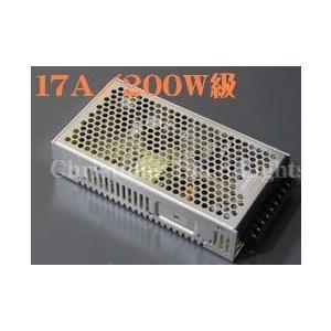 LEDテープライト用AC/DCアダプタ、12V、17A、200W級 LEDテープライト用AC/DCアダプタ、12V、17A、200W級 LEDテープライト用AC/DCアダプタ、12V、17A、200W級 3f3