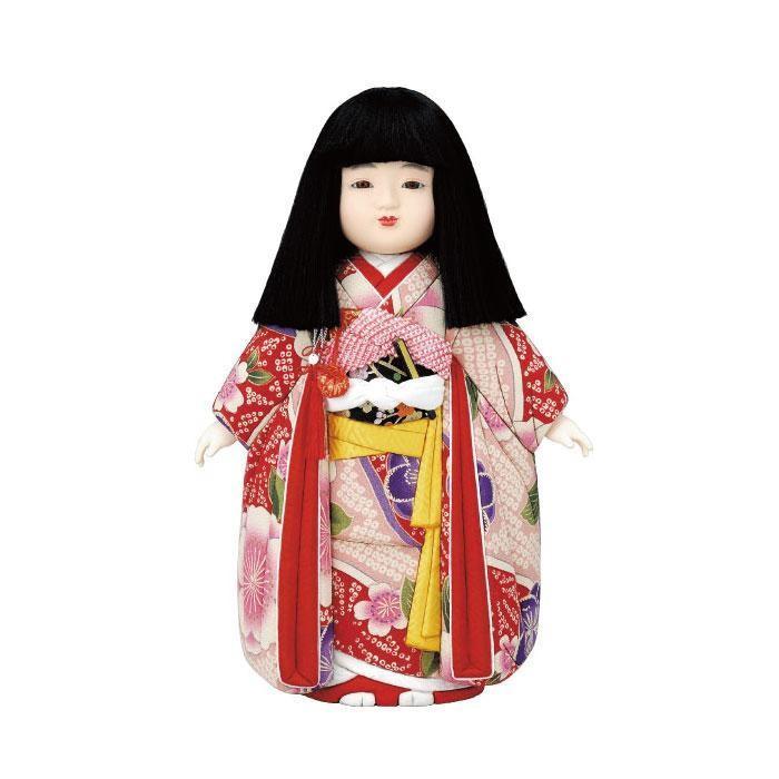 01-581 宝市松(女)(古布調) セット(玩具)