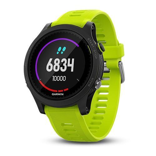ガーミン GARMIN GPSランニングウォッチ フォーアスリート935 カラー 心拍計 21時間稼働 イエロー 腕時計 日本版正規品 010-01746-15