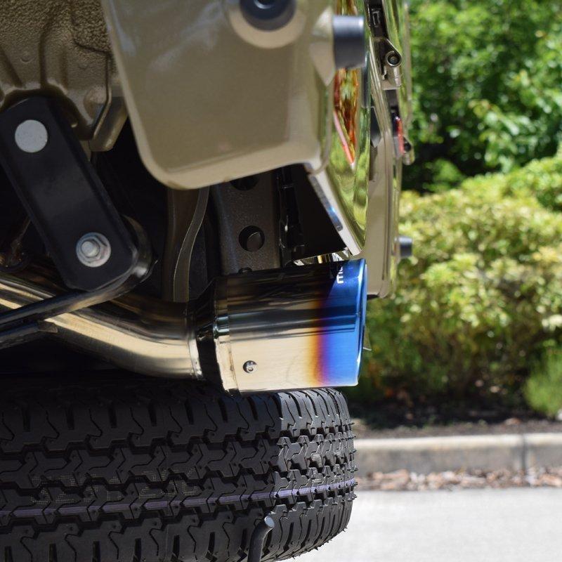 予約品!ダイハツ ハイゼット ジャンボ マフラー S510P 車検対応 ロッソモデロ COLBASSO Ti-C 軽トラ HIJET トラック|rossomodello|05