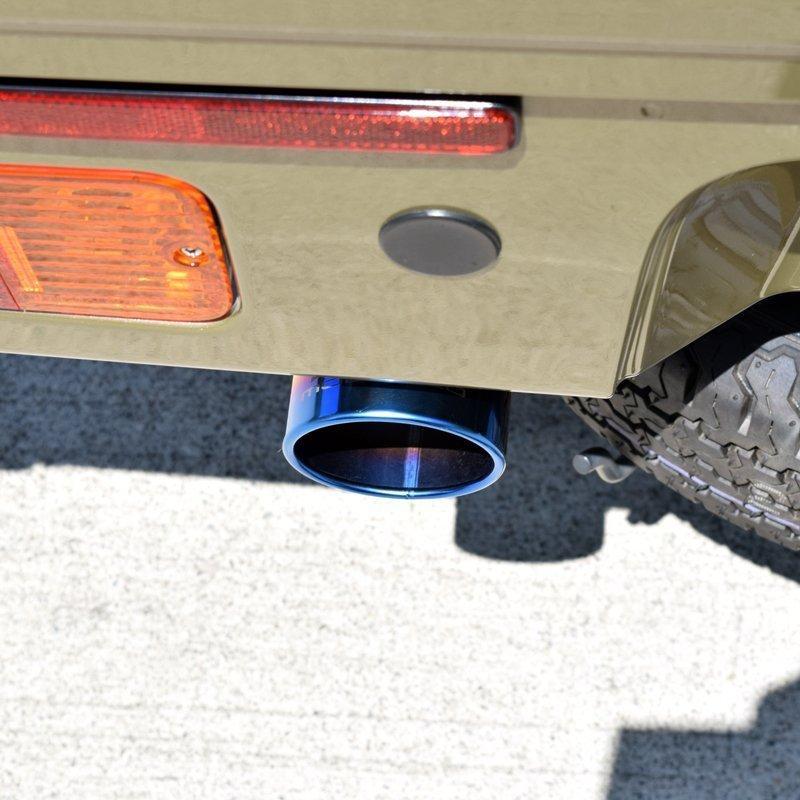 予約品!ダイハツ ハイゼット ジャンボ マフラー S510P 車検対応 ロッソモデロ COLBASSO Ti-C 軽トラ HIJET トラック|rossomodello|06