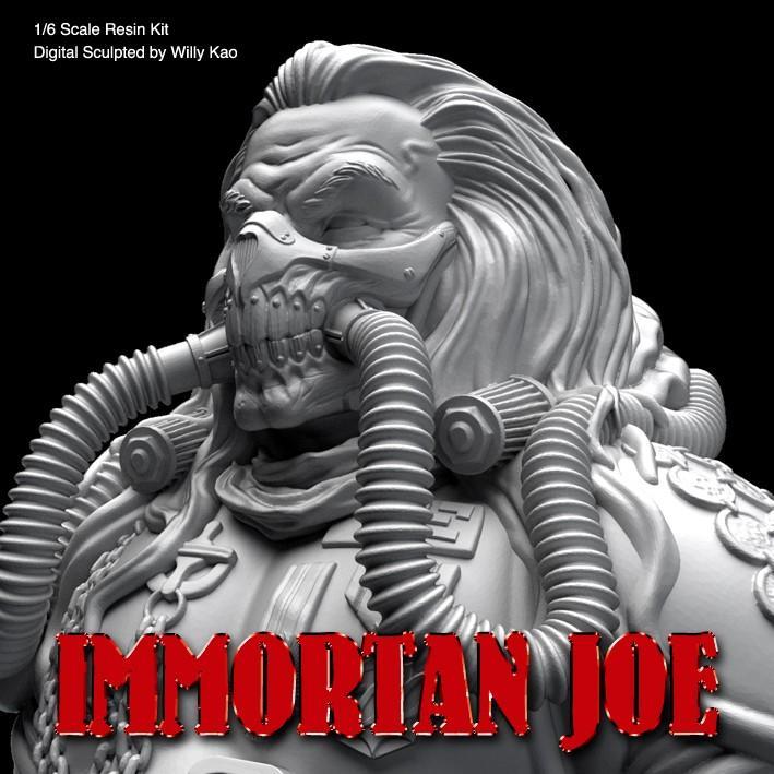 Immortan Joe 1/6scale Kit【入荷中】 roswell-japan