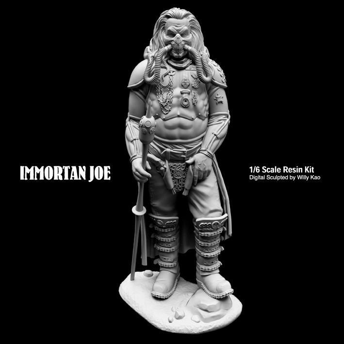 Immortan Joe 1/6scale Kit【入荷中】 roswell-japan 02
