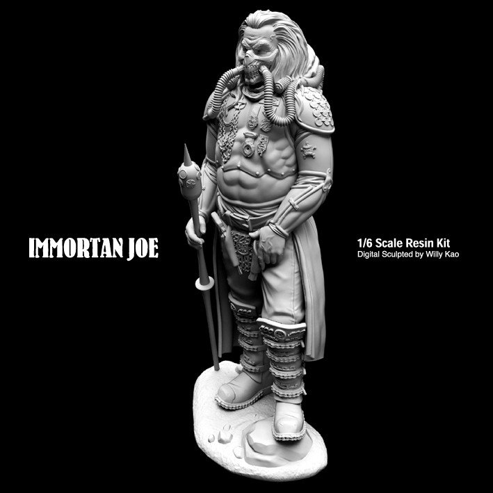 Immortan Joe 1/6scale Kit【入荷中】 roswell-japan 04