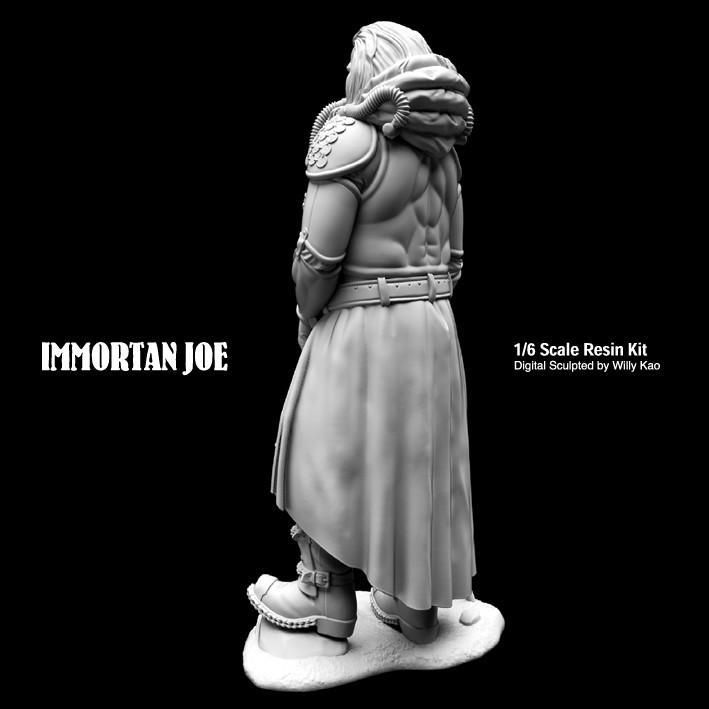 Immortan Joe 1/6scale Kit【入荷中】 roswell-japan 05