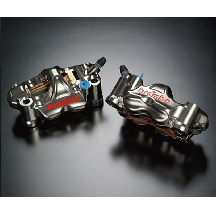 brembo ブレンボ ラジアルCNCキャリパー GP4-RX左右セット 220.B010.10 (220-B010-10)|roughandroad-outlet