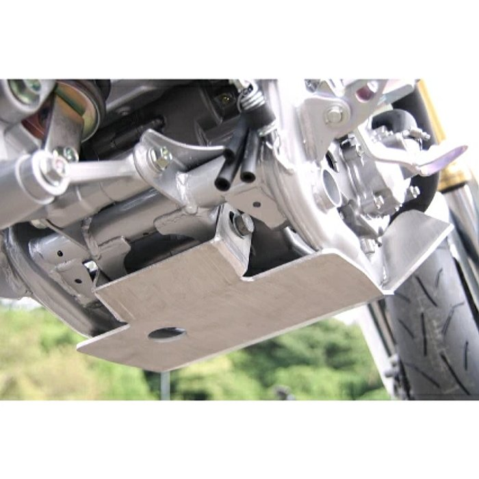 AG2102 アルミアンダーガードタイプ2 CRF250L/M(〜'20) ROUGH&ROAD|roughandroad-outlet|03