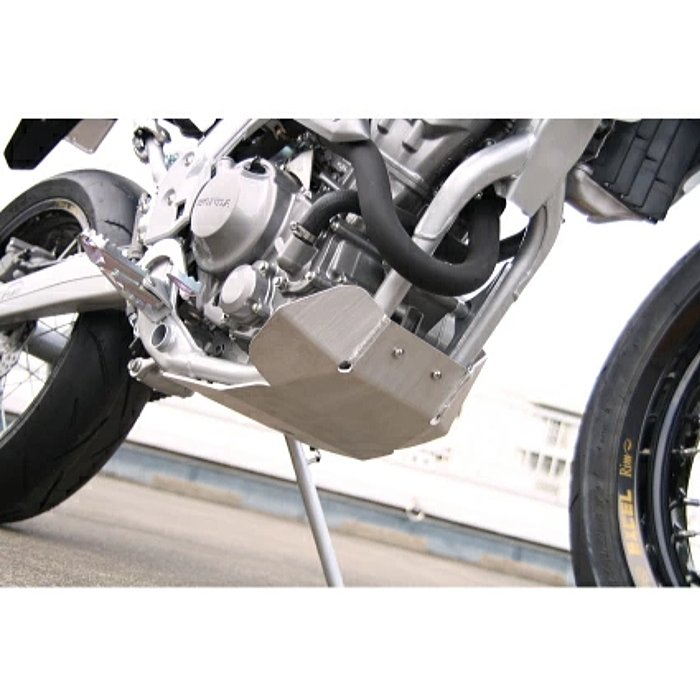AG2102 アルミアンダーガードタイプ2 CRF250L/M(〜'20) ROUGH&ROAD|roughandroad-outlet|04