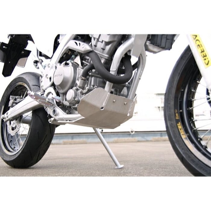 AG2102 アルミアンダーガードタイプ2 CRF250L/M(〜'20) ROUGH&ROAD|roughandroad-outlet|05