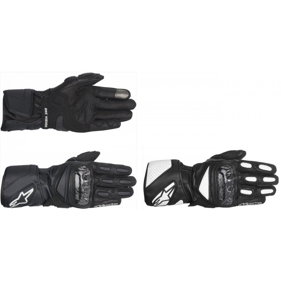 alpinestars(アルパインスターズ)SP-2 LEATHER GLOVES レザーグローブ【店舗内展示品】 3558214|roughandroad-outlet