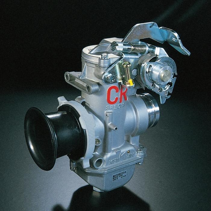 KEIHIN CR 38φキャブレター SR400/500 〜'00 (CVキャブ車用)|roughandroad-outlet