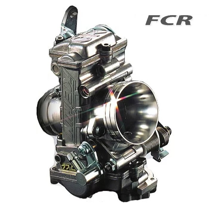 KEIHIN FCR3311 ケイヒン FLAT-CRキャブレター FCR33φ [〜'99 XR250/BAJA(MD30)] ROUGH&ROAD roughandroad-outlet