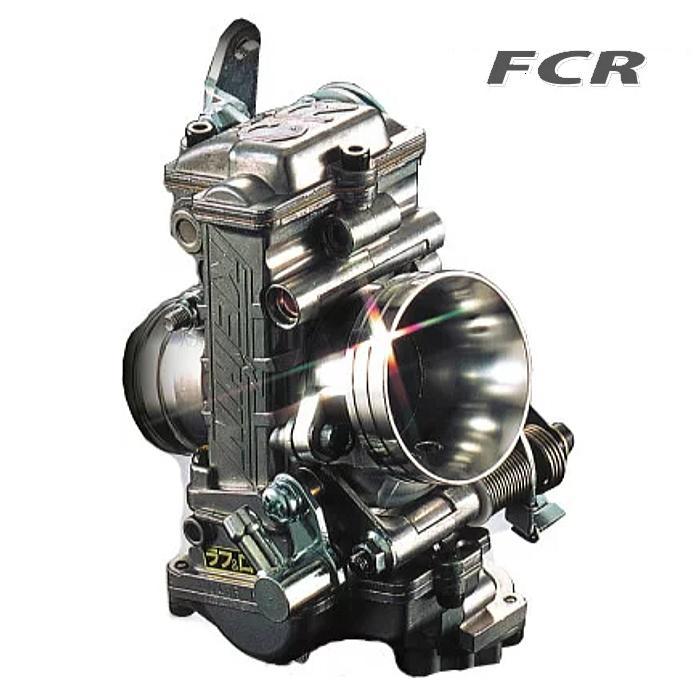 KEIHIN FCR4101 ケイヒン FLAT-CRキャブレター FCR41φ [汎用キャブレター(ファンネル仕様)] ROUGH&ROAD roughandroad-outlet