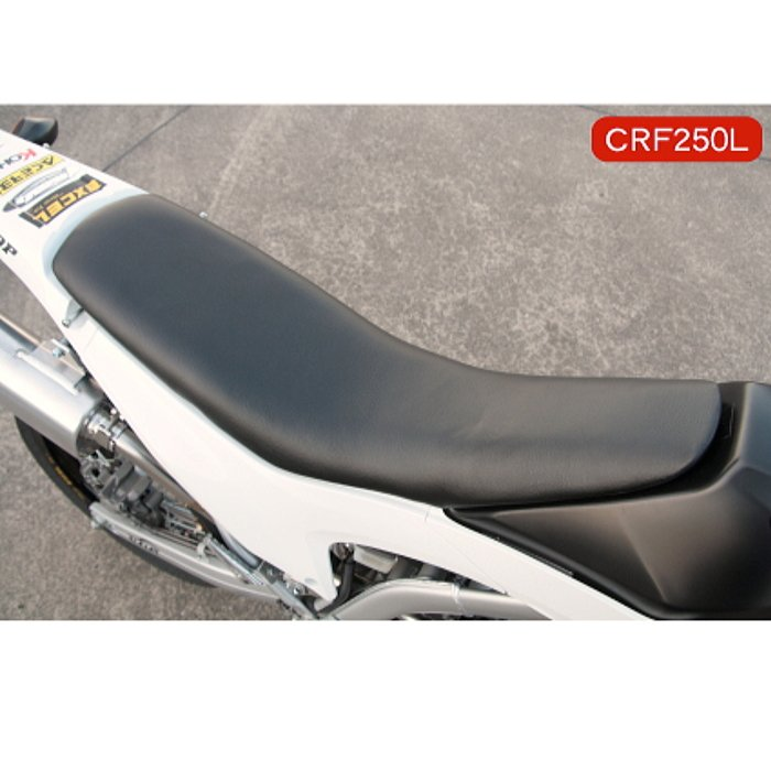 LUKE LK-1502BK ルーク ローシート [CRF250L/M(〜'20)] ROUGH&ROAD roughandroad-outlet