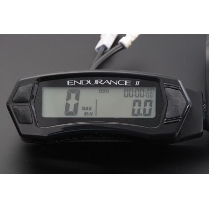 TRAIL TECH ENDURANCE 2 デジタルメーター エンデュランス2 (倒立:PM202-700 正立:PM202-704) roughandroad-outlet 03