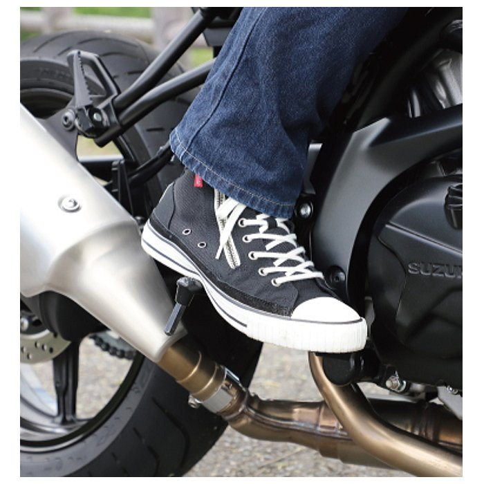 サイズ交換可能  ラフアンドロード RR5829 ラフエアスルーRDスニーカー バイク メッシュシューズ 涼しい靴 ROUGH&ROAD|roughandroad-outlet|08