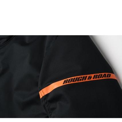【サイズ交換可能】 ラフアンドロード RR7973 ウインドガードウォームインナージャケット ROUGH&ROAD|roughandroad-outlet|04