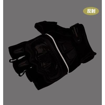 サイズ交換可能  ラフアンドロード RR8359 プロテクションハーフフィンガーグローブ ROUGH&ROAD|roughandroad-outlet|09