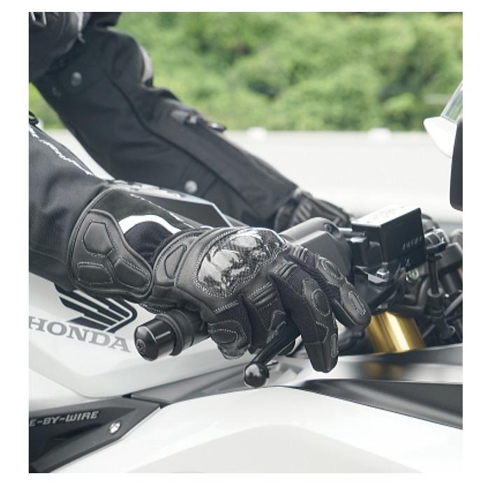 サイズ交換可能 ラフアンドロード RR8648 プロテクションツアラーウインターグローブ 秋冬 バイク ROUGH&ROAD roughandroad-outlet 08