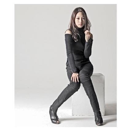 uglyBROS MOTOPANTS TON-UP girl  UB1009 アグリブロス モトパンツ【Women's】|roughandroad-outlet|07