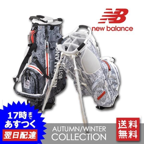 ニューバランス メンズ キャディバッグ スタンド式 new balance 012-8280004