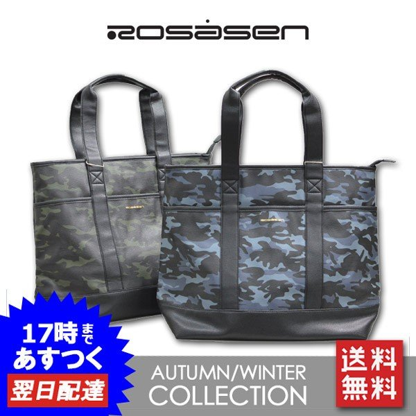 ロサーセン メンズ トートバッグ ゴルフ ROSASEN 046-88906