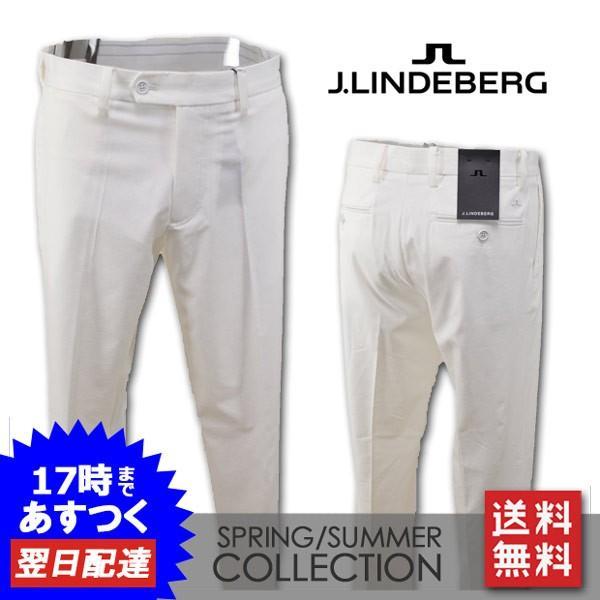 J.リンドバーグ メンズ パンツ(W79,W82,W85) J.LINDEBERG ゴルフウェア 071-79311-04