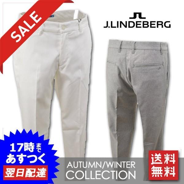 J.リンドバーグ メンズ パンツ(W79,W82,W85) J.LINDEBERG ゴルフウェア 081-78910