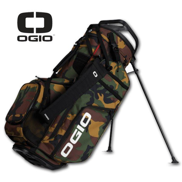 オジオ キャディバッグ ゴルフバッグ 11インチ スタンド式 OGIO ALPHA CONVOY 514 RTC ゴルフ 5119289og