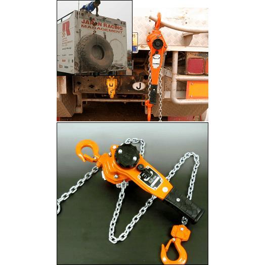 トラック用品 NSLB-03 タフレバー 0.3t 荷締機